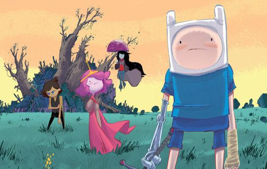 Adventure Time Season 11 #5 Preview