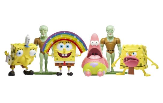 Alpha Group Celebrates Spongebob Squarepants' 20th Anniversary With Fresh Line Of Imaginative, Unique Toys