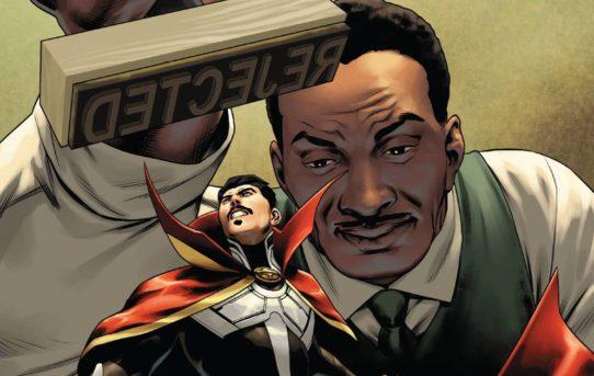 DOCTOR STRANGE #11 Preview
