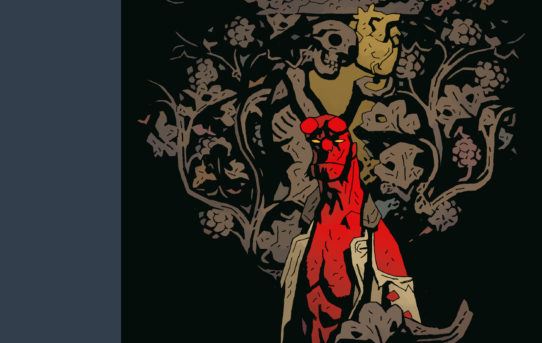 Dark Horse Books To Publish Hellboy: 25 Years of Covers This Summer