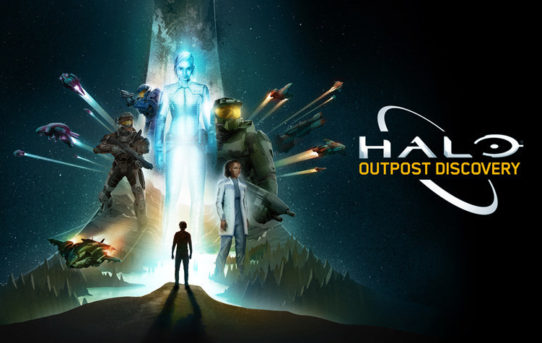 Explore Halo. Become A Hero. Halo: Outpost Discovery