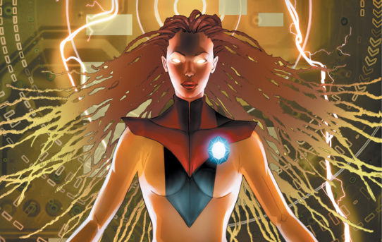 LIVEWIRE #3 Preview