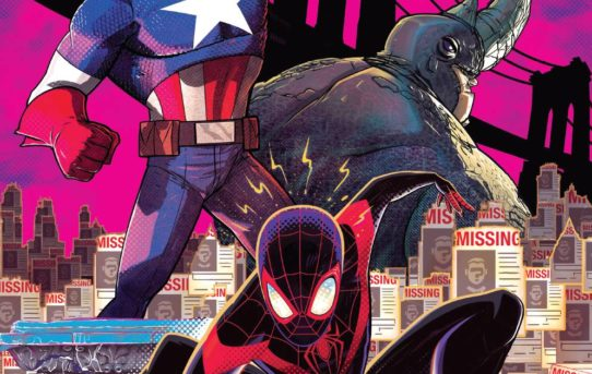MILES MORALES SPIDER-MAN #3 Preview