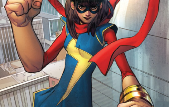 MS MARVEL #38 Preview