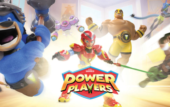 """ZAG HEROEZ™: POWER PLAYERS™"" TO DEBUT ON CARTOON NETWORK - Playmates Toys Named Master Toy Licensee"