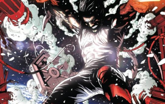 RETURN OF WOLVERINE #5 (OF 5) Preview