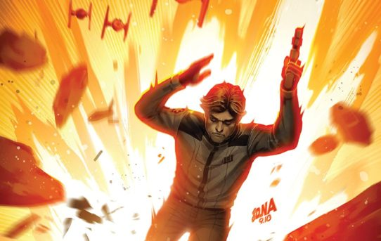 STAR WARS HAN SOLO IMPERIAL CADET #4 (OF 5) Preview