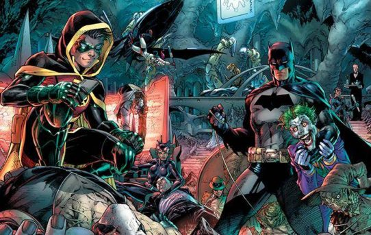 DC ADDS A MIDNIGHT RELEASE VARIANT COVER FOR DETECTIVE COMICS #1000