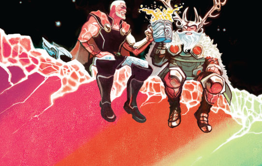 THOR #10 Preview