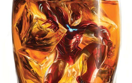 TONY STARK IRON MAN #8 Preview