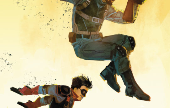 WINTER SOLDIER #3 (OF 5) Preview