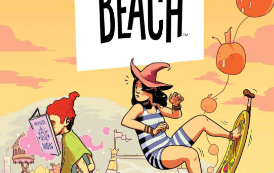 Wizard Beach #3 Preview