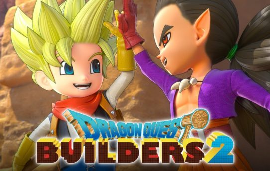 Embark On An All-New Adventure To Re-Build A Broken World In DRAGON QUEST BUILDERS 2 For The PlayStation®4 System