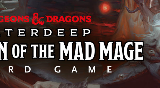 Visit Undermountain and Embark on Epic Adventures in Dungeons & Dragons Waterdeep: Dungeon of the Mad Mage Adventure System Board Game —Coming Soon!
