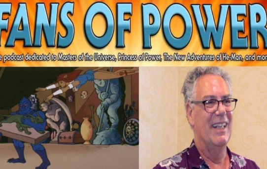 Fans of Power Episode 175 - The Cat and The Spider Commentary, Larry DiTillio Appreciation & More!