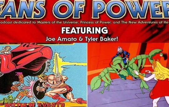 Fans of Power Episode 172 - Battle of Roboto MC review, A Talent For Trouble Commentary & More!