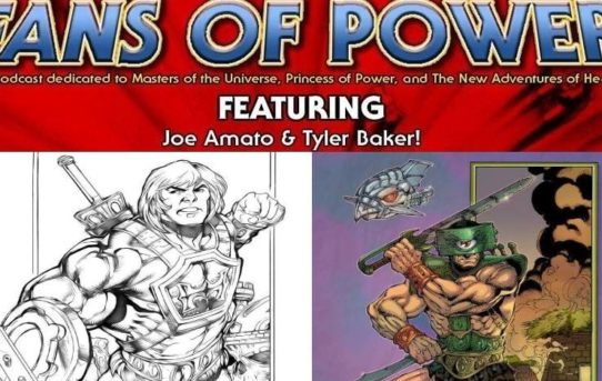 Fans of Power Episode 173 - Special Guest Kevin Sharpe!