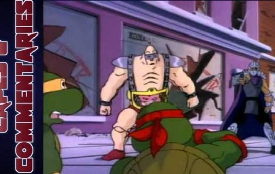 "Capes and Commentaries #43 - TMNT ""Shredder and Splintered"""