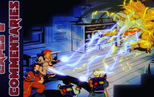 "Capes and Commentaries #42 - The Real Ghostbusters ""The Boogieman Cometh"""