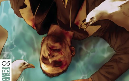 AMERICAN CARNAGE #5 Preview