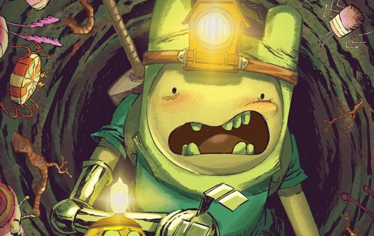 Adventure Time Season 11 #6 Preview