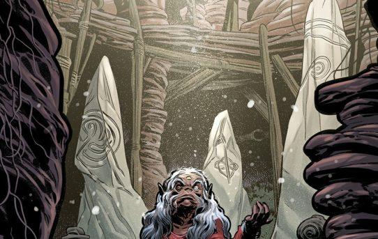 Jim Henson's Beneath the Dark Crystal #8 Preview
