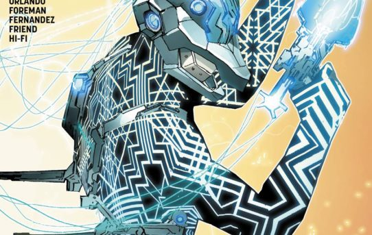ELECTRIC WARRIORS #5 (OF 6) Preview