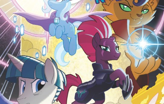 MY LITTLE PONY NIGHTMARE KNIGHTS #5 Preview