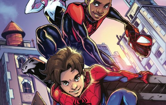 MARVEL ACTION SPIDER-MAN #2 Preview