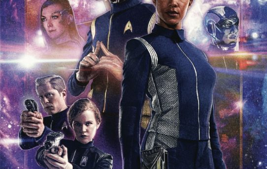 STAR TREK DISCOVERY CAPTAIN SARU Preview