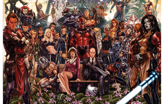 MARVEL COMICS ANNOUNCES HISTORIC X-MEN MILESTONE WITH HOUSE OF X AND POWERS OF X