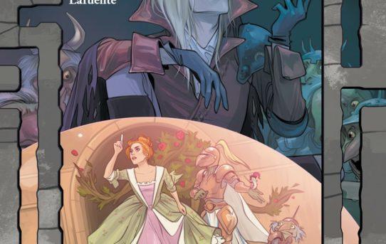 Jim Henson's Labyrinth: Coronation #12 Preview