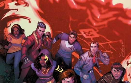 Mighty Morphin Power Rangers #37 Preview