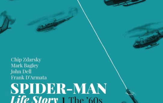 SPIDER-MAN LIFE STORY #1 (OF 6) Preview