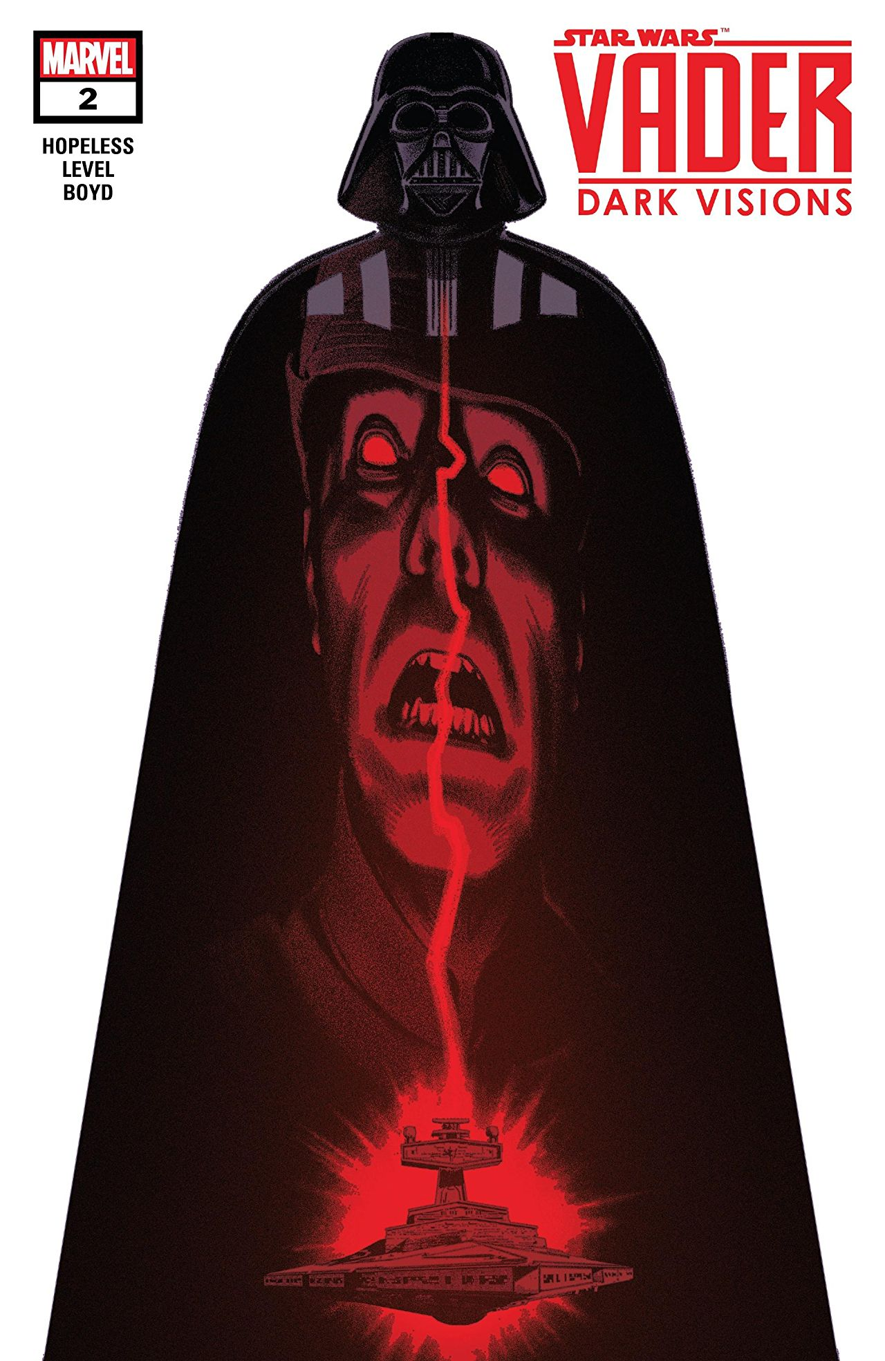 STAR WARS VADER DARK VISIONS #2 (OF 5) Preview – Pop Culture