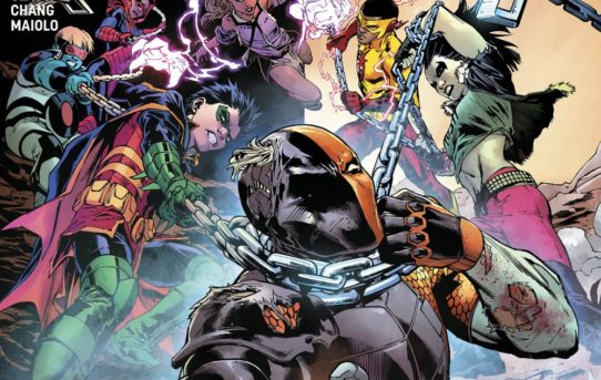 TEEN TITANS #28 Preview