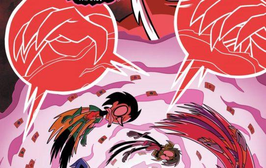 TEEN TITANS GO #33 Preview