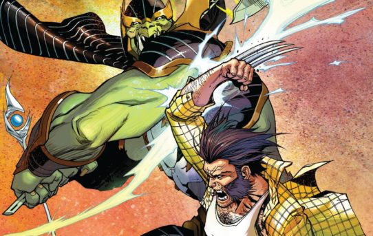 WOLVERINE INFINITY WATCH #2 (OF 5) Preview