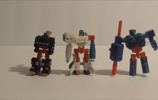 Formers Friday - Requiem Blaster