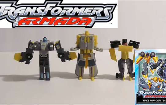 Formers Friday - Race Mini-Con Team