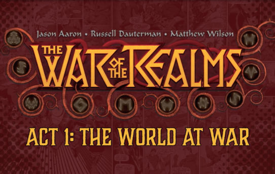 New Launch Trailer Revealed for WAR OF THE REALMS!