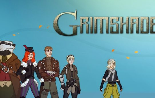 Stylish Turn Based RPG Grimshade out today on Steam