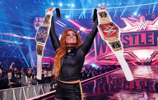 WrestleMania 35 - Sometimes, Less Is More
