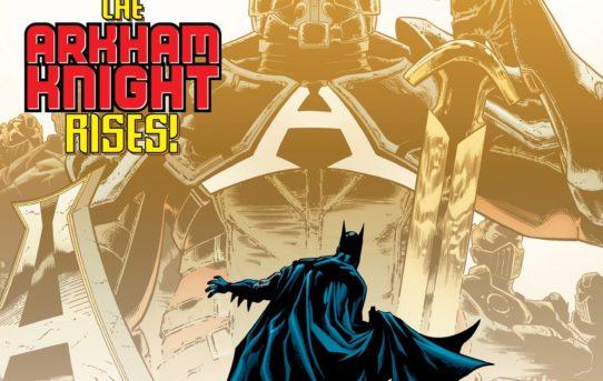 DC Comics Updates Detective Comics Logo