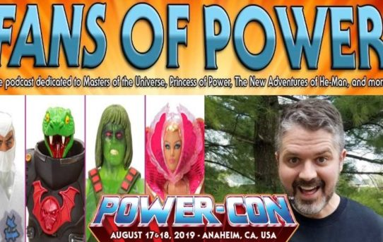 Fans of Power Episode 176 - Talkin' Power-Con w/ Val Staples