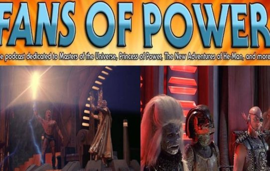 Fans of Power Episode 178 - '87 Live Action Movie Commentary!