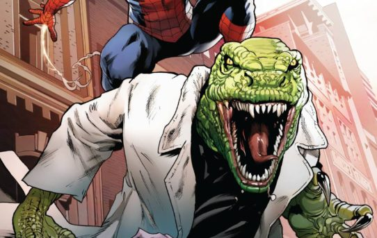 AMAZING SPIDER-MAN #19.HU Preview