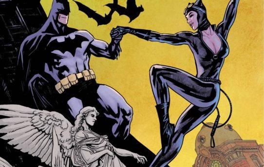 BATMAN #69 Preview