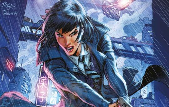 """First Covers And Details To """"Blade Runner 2019"""" Revealed!"""