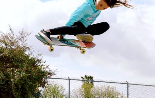 Polly Pocket™ Signs 10-Year-Old Skateboarder Sky Brown As Global Brand Ambassador